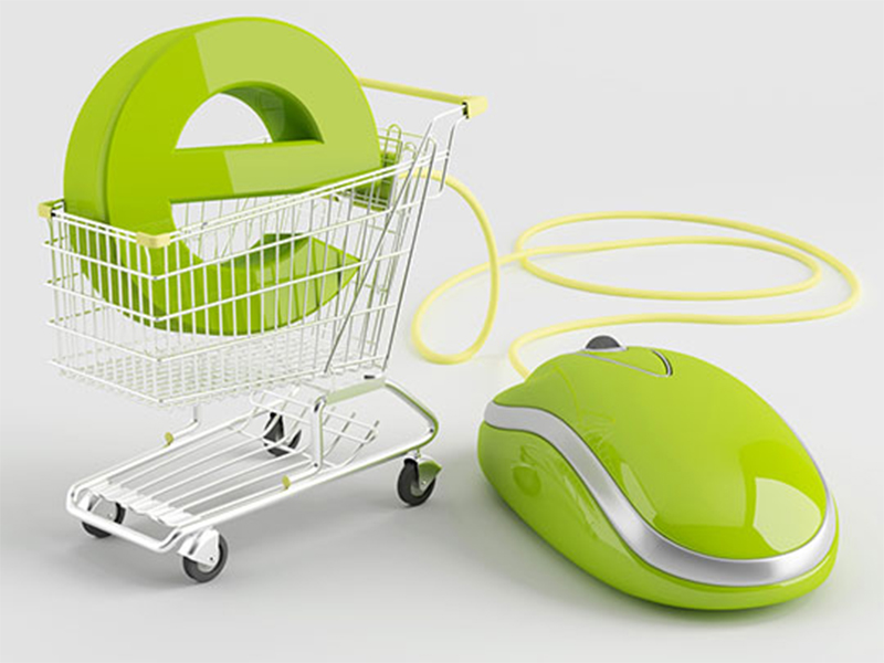E Commerce web portal services